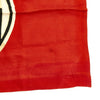 "show larger image of product view 4 : Original German WWII NSDAP Small State Service Flag 19"" x 33"" - Reichsdienstflagge Original Items"