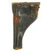 show larger image of product view 3 : Original German WWII Leuchtpistole 34 Heer Signal Flare Pistol by Walther with Holster - Dated 1943 Original Items