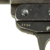 show larger image of product view 9 : Original German WWII Leuchtpistole 34 Heer Signal Flare Pistol by Walther with Holster - Dated 1943 Original Items