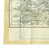 show larger image of product view 3 : Original British WWII Royal Air Force Air Ministry K3/H2 Silk Escape Map of Spain and North Africa Original Items