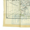 show larger image of product view 9 : Original British WWII Royal Air Force Air Ministry K3/H2 Silk Escape Map of Spain and North Africa Original Items