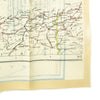 show larger image of product view 10 : Original British WWII Royal Air Force Air Ministry K3/H2 Silk Escape Map of Spain and North Africa Original Items