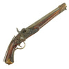 show larger image of product view 1 : Original Danish M-1772/1806/1848 Percussion Dragoon Pistol with Shoulder Stock Fitting - Serial 283 Original Items