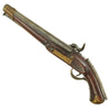 show larger image of product view 2 : Original Danish M-1772/1806/1848 Percussion Dragoon Pistol with Shoulder Stock Fitting - Serial 283 Original Items