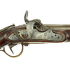 show larger image of product view 3 : Original Danish M-1772/1806/1848 Percussion Dragoon Pistol with Shoulder Stock Fitting - Serial 283 Original Items