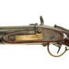 show larger image of product view 6 : Original Danish M-1772/1806/1848 Percussion Dragoon Pistol with Shoulder Stock Fitting - Serial 283 Original Items