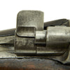 show larger image of product view 16 : Original German Mauser Model 1871/84 Magazine Rifle by Amberg Arsenal Dated 1888 - Serial No 87289 Original Items