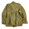 show larger image of product view 16 : Original U.S. WWII 1st Infantry Div. 1943 M1 McCord Fixed Bale Helmet & M1943 Field Jacket  - The Big Red One Original Items