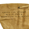 show larger image of product view 3 : Original U.S. WWI Canvas Machine Gun Cover for Colt-Vickers M1915 & Browning M1917 - dated 1918 Original Items
