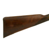 show larger image of product view 6 : Original British 14 Gauge Double Barrel Percussion Shotgun by Gillespie for U.S. Market - Circa 1860 Original Items