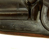 show larger image of product view 15 : Original British 14 Gauge Double Barrel Percussion Shotgun by Gillespie for U.S. Market - Circa 1860 Original Items