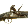 show larger image of product view 3 : Original British East India Company Flintlock Dragoon Pistol circa 1820 - Attic Find Original Items