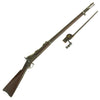 show larger image of product view 1 : Original U.S. Springfield Trapdoor M1873 Rifle made in 1884 with Bayonet in N.J. Scabbard - Serial No 242628 Original Items