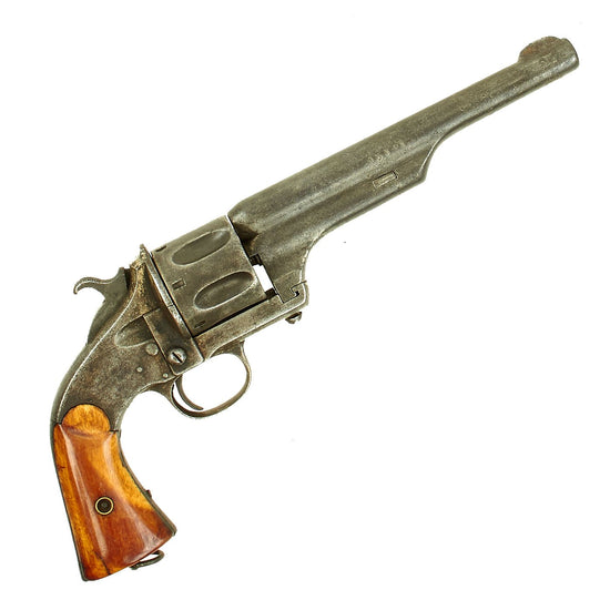 Original U.S. Merwin & Hulbert 1876 1st Model 1st Version Frontier Army Revolver with Bone Grips c.1876 Original Items
