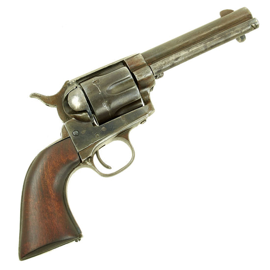 Original U.S. Antique Colt Single Action Army Revolver in .32-20 WCF made in 1895 - Serial 160000 Original Items