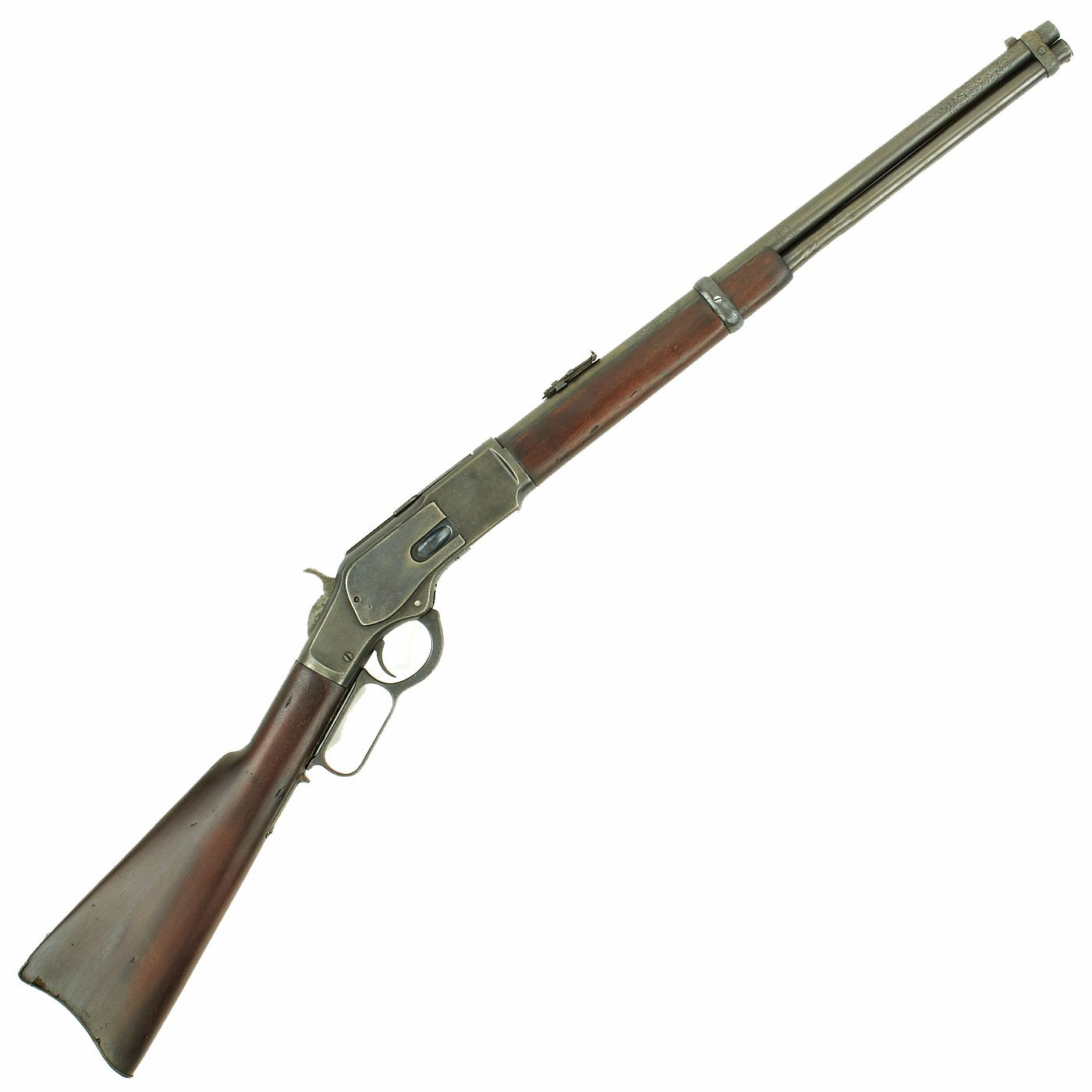 Number serial year winchester made MGW: Winchester