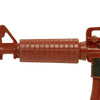 "show larger image of product view 10 : Original U.S. Colt M16A2 AR-15 ""Rubber Duck"" All Rubber Molded Training Carbine - 34"" long Original Items"