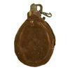 show larger image of product view 2 : Original German WWI Infantry M1915 Canteen with Corduroy Cover - Feldflasche Original Items
