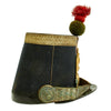 show larger image of product view 4 : Original French Pattern 1854 Infantry Shako Original Items