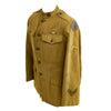 show larger image of product view 1 : Original U.S. WWI Advance Sector Service of Supply M1917 Uniform Service Coat Original Items