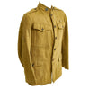 show larger image of product view 5 : Original U.S. WWI Advance Sector Service of Supply M1917 Uniform Service Coat Original Items