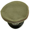 show larger image of product view 4 : Original German WWII Army Heer Smoke & Chemical Troops EM & NCO Visor Cap by Spezialhaus Globus Original Items