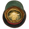 show larger image of product view 9 : Original British WWII The King's Liverpool Regiment Colonel Parade Visor Cap Original Items