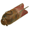 show larger image of product view 1 : Original Italian WWII 45mm Brixia Model 35 Mortar Bomb - Inert Original Items