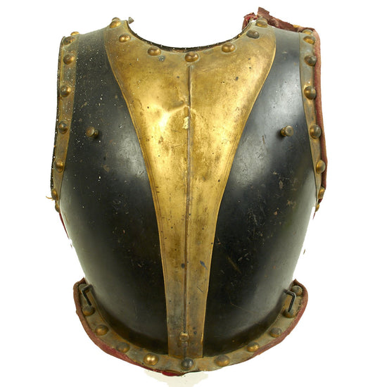 Original 19th Century Germany Kingdom of Hanover Cuirassier Breastplate Original Items