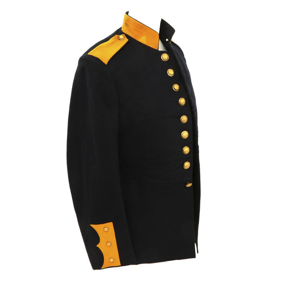 Original U.S. 1894 State of New York Militia Regiment Dress Coat Original Items