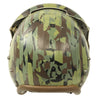 show larger image of product view 5 : Original U.S. 1980s Camouflage HGU-26/P Flight Helmet with Dual Visor Original Items