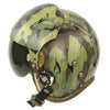show larger image of product view 4 : Original U.S. 1980s Camouflage HGU-26/P Flight Helmet with Dual Visor Original Items