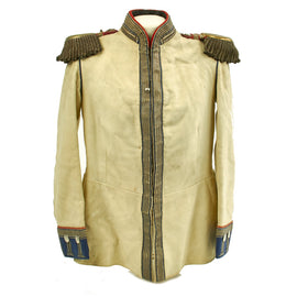 Original Imperial German WWI Prussian Gardes du Corps Officer Tunic