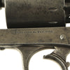 show larger image of product view 9 : Original U.S. Civil War Starr Arms M1858 .44 Double Action Army Percussion Revolver - Serial 12812 Original Items