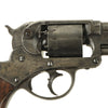 show larger image of product view 11 : Original U.S. Civil War Starr Arms M1858 .44 Double Action Army Percussion Revolver - Serial 12812 Original Items