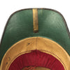 show larger image of product view 12 : Original British Pre-WWI Queen's Royal Regiment (West Surrey) Blue Cloth Helmet with Transit Tin by Hawkes & Co Original Items