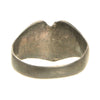 show larger image of product view 14 : Original U.S. WWII Souvenir Ring Set - NSM Peru 1943, Philippines 1945 & Lightning Bolt Insignia Original Items