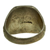 show larger image of product view 5 : Original U.S. WWII Pacific Theater Souvenir Ring Set - USN, 1944 Philippines, 1942 Initials Original Items