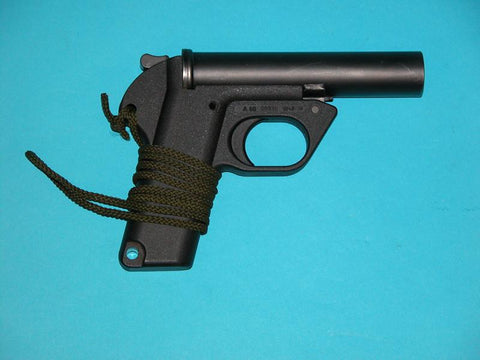 German P2A1 Signal Pistol With Case Original Items