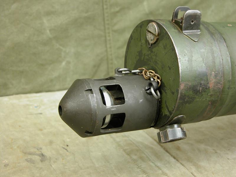 Vickers Muzzle Attachment Casing Unissued International Military