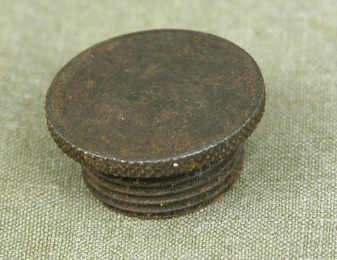 Vickers Steel Oil Bottle Cap