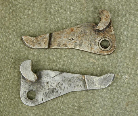 Vickers Right and Left Extractor Levers