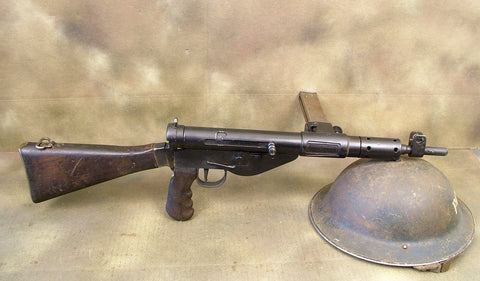 British Sten Mk 5 Display Gun: WWII