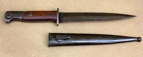 Portuguese M.48 Bayonet with Scabbard