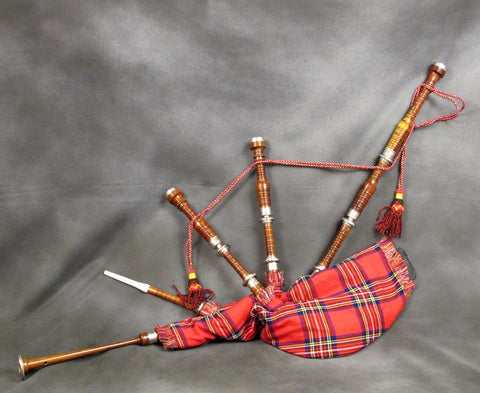 Scottish Military Bagpipes
