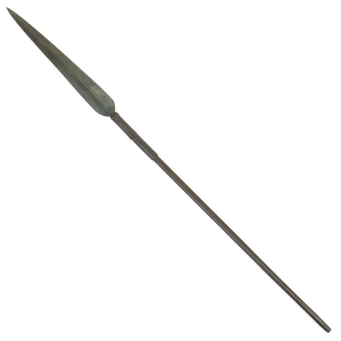 Victorian Era Zulu War Assegai Throwing Spear New Made Items