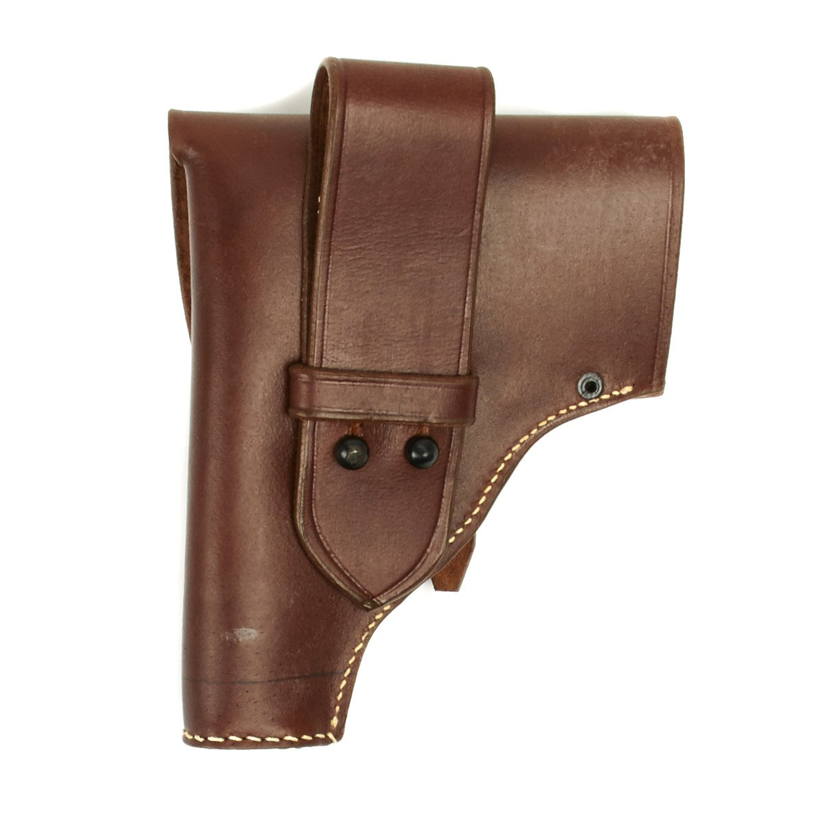 Italian WWII Beretta M1934 Pistol Leather Holster - Model ...