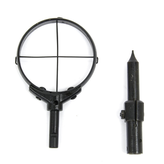 German WWII MG 15 Air Cooled Sight Set