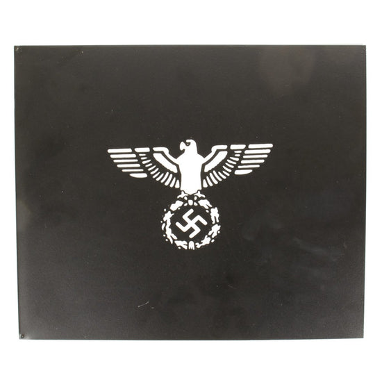 German WWII Eagle Reichsadler Stencil- Small (5.25 x 3.5)