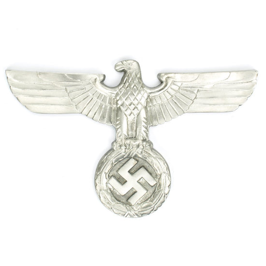 German WWII Metal Wall Wehrmacht Eagle New Made Items